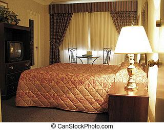 room/apartment, hotel
