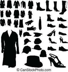 Ropa, calzado y casco