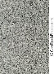 Ropa gris natural de telas turkish, toalla de playa