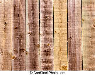 Ropas de madera marrón con textura