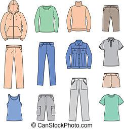 ropas ocasionales