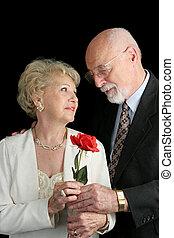 Rosa para la dama