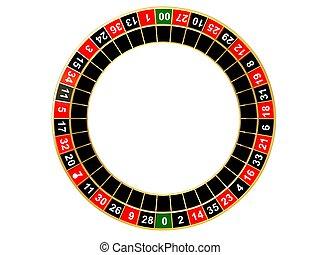 rueda de la ruleta