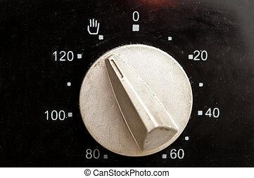 rueda, temperatura