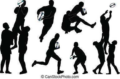 Rugby, vector