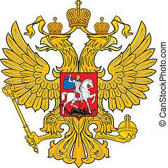 ruso, águila