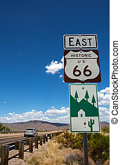Ruta 66 de EE.UU. Arizona