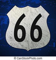 Ruta Azul 66