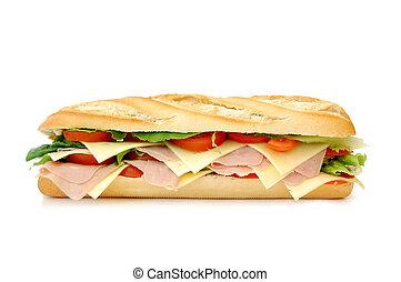 Sándwich submarino