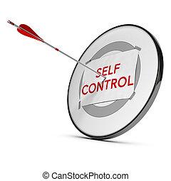 sí mismo, control