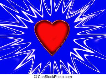 símbolo, amor