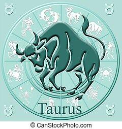 símbolo, astrología
