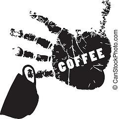 Símbolo de café
