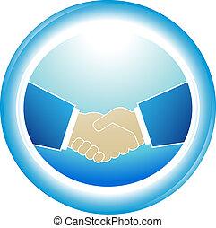 Símbolo de fiabilidad, asociación