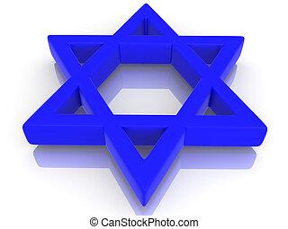símbolo, israel
