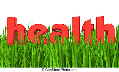 símbolo, salud