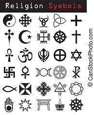 símbolos, religión