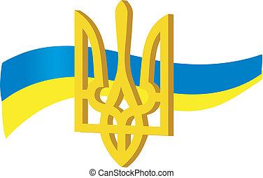 símbolos, ucrania