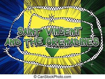 Saint Vincent y las granadinas