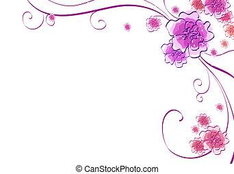 Sakura y vides