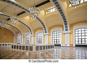 Salón de la estación