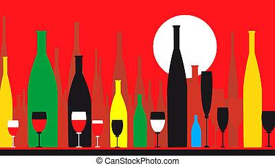 Salón de vino
