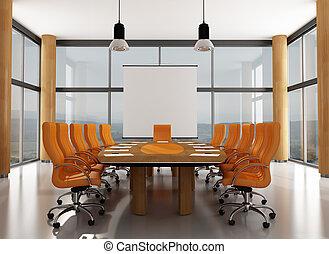 Sala de reuniones