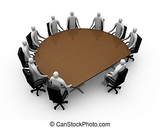 Sala de reuniones número 10
