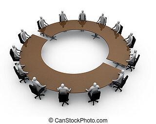 Sala de reuniones número tres