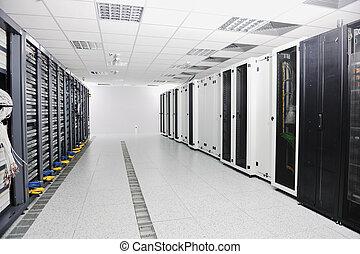 Sala de servidores