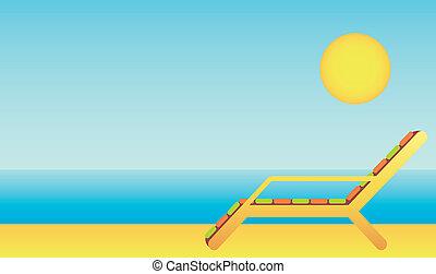 Salas de playa