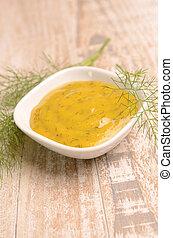 salsa eneldo