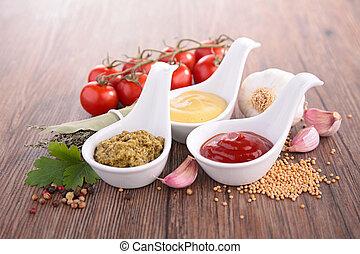 Salsa variada