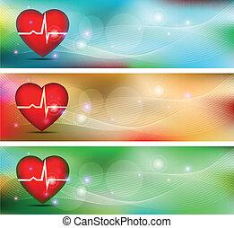 Salud del corazón humano