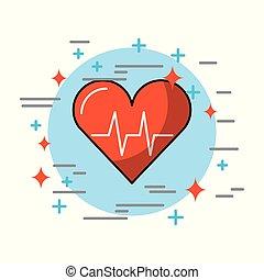 Salud en círculo de salud