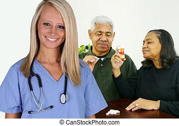 Salud en casa