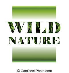 salvaje, naturaleza