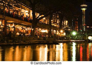 San Antonio Riverwal