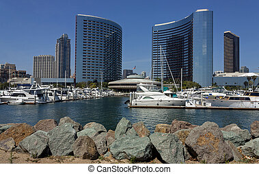 San Diego en el centro