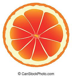 Sangre naranja