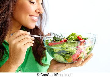 sano, nutrición