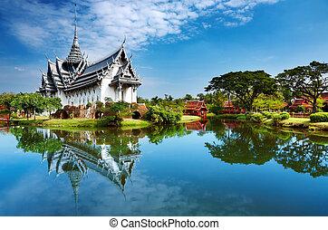 Sanphet Prasat Palace, Tailandia