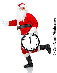 Santa Claus de Navidad