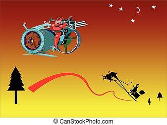 Santa Claus, Festival,