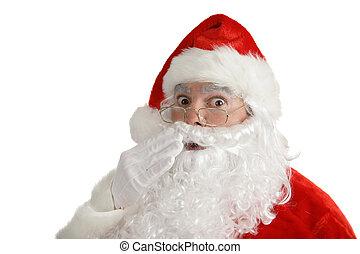Santa Claus se enteró