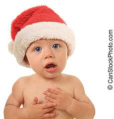 Santa Navidad bebé