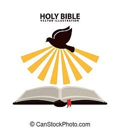 Santo diseño de la Biblia