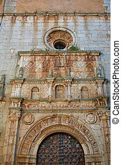 Santos de maimona iglesia spain extremadura