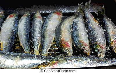 sardinas portuguesas.