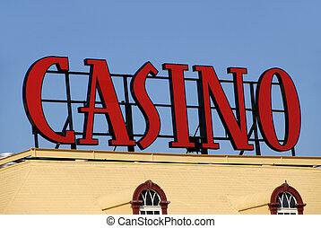 Señal de casino